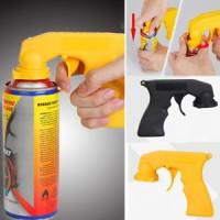 Plastic Portable Car Styling Dip Handle Color Spray Painting Gun Rim M