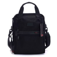Tas Tumi Alpha 2 Travel Medium Tote Hitam SO22117D2