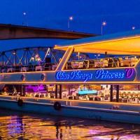 Chao Phraya Princess Cruise dinner dewasa ticket chaophraya Praya