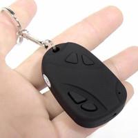 Carkey Camera (Gantungan Kunci Kamera) Car Keys 808 Micro-Camera Mini