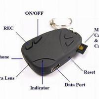Harga spy cam kamera pengintai gantungan kunci remote mobil camera cctv inta | WIKIPRICE INDONESIA