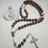 Jual rosario mutiara mawar Murah