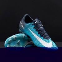Sepatu Bola Nike Mercurial Vapor XI FG Obsidian White Gamma