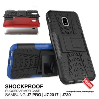 Armor Case Samsung Galaxy J7 Pro 2017 J730 Shockproof Hybrid Hard Soft