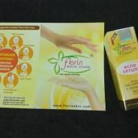 Serum Acne / Flek Florin Skincare Original