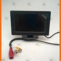 TFT LCD Car Monitor Mini 4,3 Inch