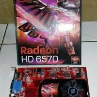 VGA Card Power Colour Ati Radeon 6570, 2 GB DDR3 128bit PCI E