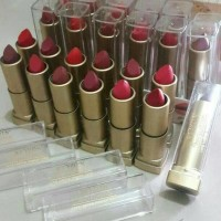 Jual ayo beli  Yt REVLON A810 lipstik gold matte dapet 12 pcs  Murah