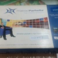 MATROX PARHELIA PH-A256 VGA card AGP 256MB GPU 512bit