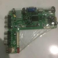 Mainboard TV LCD/LED/Plasma Polytron, Samsung, Toshiba, Sharp dll 42