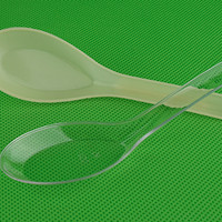 sendok dan garpu peralatan makan baking tools plastik pon bubble wrap