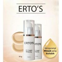ERTOS CC CREAM WHITENING 30 GR