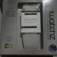 Cover jam tangan Iwatchz putih
