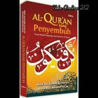 Al-Quran Sang Penyembuh/Buku Terapi Ruqyah Dengan Ayat Allah/As-Suyuti