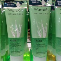 Katalog Aloe Vera Gel Wardah Katalog.or.id