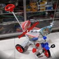 Jual PROMO!!!!sepeda anak roda tiga family stir Murah