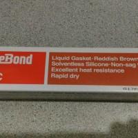 Threebond 1207C, Three Bond 1207C Non Solvent Reddish Brown Silicone