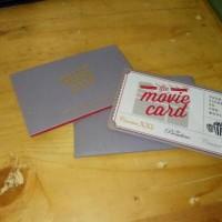 The Movie Card XXI Cinema 21 Saldo. 300 ribu