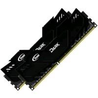 Ram team xtreem dark DDR3 PC12800 16GB 2x8GB TDKED 316G1600HC9DC01