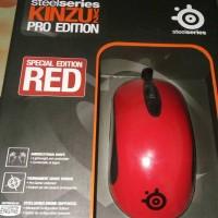 Mouse Steel Series Kinzu V2 Pro Red