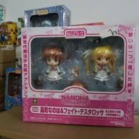 Nendoroid 254 Nanoha Takamachi & Fate Testarossa : Seishoudai Primary