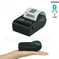 Printer Bluetooth PPOB Kasir Paytren Pawoon Olsera iReap Kudo