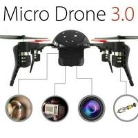 Jual Micro Drone 3.0 Extreme Fliers premium Combo Wifi FPV VR Camera Speed Murah