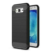 Samsung Galaxy J7 Core Softcase Carbon Silikon Case Casing Cover
