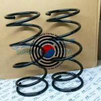 Per Spiral Shockbreker Hyundai Elantra Nenggala Bagian Depan Per Keong