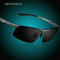Jual Kacamata Sunglass Hiking/driving/outdoor Polarized Original Veithdia Murah