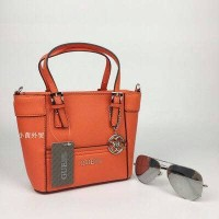 GUESS ORIGINAL premium quality hand bag, party bag, tas pesta