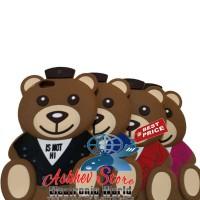 harga Case 4d Karakter Teddy Bear Topi Oppo A59 F1s Softcase Soft 3d Tokopedia.com