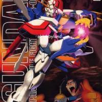 God Gundam MG BANDAI