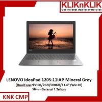 LENOVO IdeaPad 120S-11IAP Mineral Grey - 0-071117-RBB08
