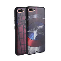 Asus Zenfone 4 Max ZC554KL soft case casing hp cover SILIKON SUPERHERO