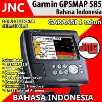 GPS Garmin Map 585 ( GPS & Fishfinder )