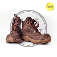 SEPATU BOOTS PRIA MOOFEAT MORRISEY SAFETY NEW