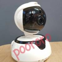 IP CAMERA CCTV KAMERA WIFI INTERNET ROTATE PUTAR SUPP 32GB V380