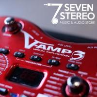 BEHRINGER V AMP 3 A AMP3 VIRTUAL AMPLIFICATION DIGITAL EFEK GITAR
