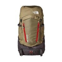 The North Face Terra Mountain Moss Pompeian Tas Carriel 65 L