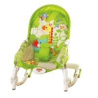 Fisher Price Newborn to Toddler Portable Rocker - Rainforest (Bouncer)