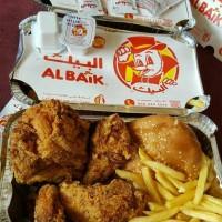 Ayam Albaik (gosend only)