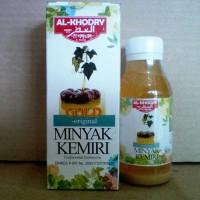 Sari Minyak Kemiri Plus Zaitun Al Khodry Gold