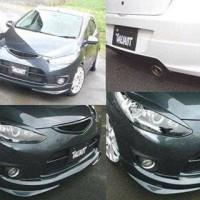 Bodykit Mazda 2 Hatchback