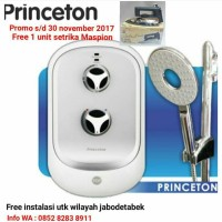 Water Heater Instant Acme 707 Priceton / Pemanas Air Mandi