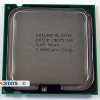 Prosesor Intel Core 2 Duo E8400 Tray 3.0GHZ - NON FAN
