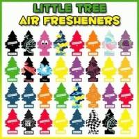 Jual LITTLE TREES GROSIR PENGHARUM PARFUM MOBIL/HARGA JUAL LAGI Murah