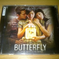 Ost. The Butterfly 2007 ORIGINAL CD NEW Anto Hoed Melly Goeslaw Rossa