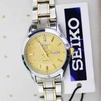 jam tangan wanita anti air rantai formal seiko mirage bonia alba