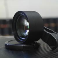 Lensa Lensbong Prosumer 45mm Siap Pakai Model Jepit